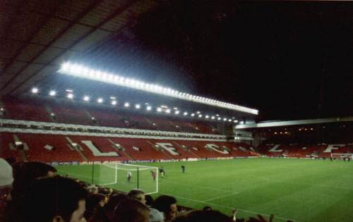 Anfield Road - Centenary Stand