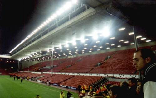 Anfield Road - Main Stand