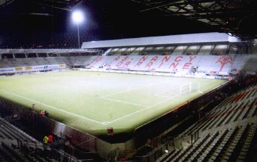 Stade Marcel Picot - Totale