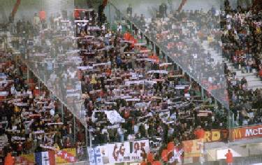 Stade Marcel Picot - Intro Metz-Fans