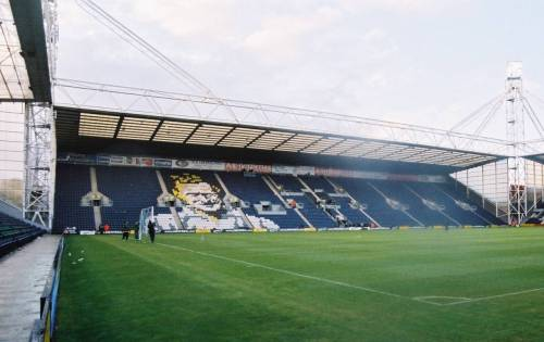 Deepdale - Sir Tom Finney Stand