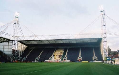 Deepdale - Bill Shankley Kop